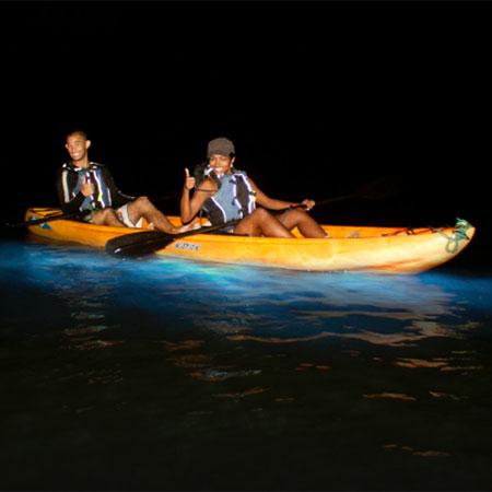 Bioluminescent Bay Kayak Tour Fajardo