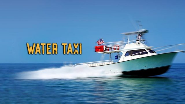 WATER TAXI
